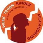 Logo Week tegen de kindermishandeling 2017