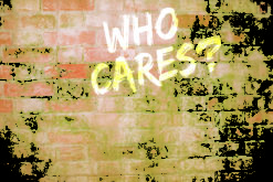 Who cares? Congres Congres Zorgstandaard Persoonlijkheidsstoornissen