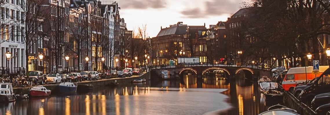 Amsterdam winter 2019